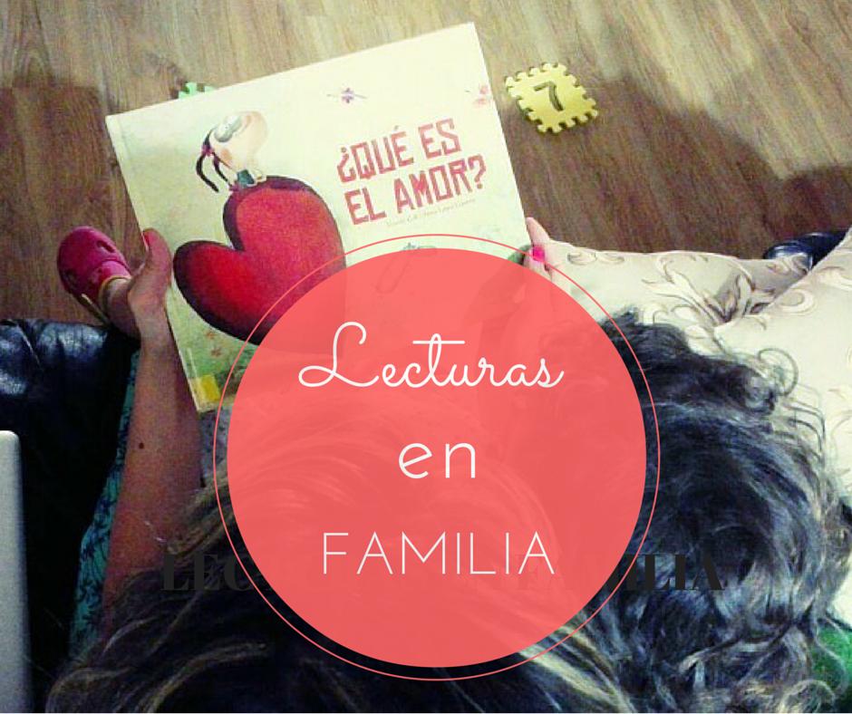 LECTURAS EN FAMILIA