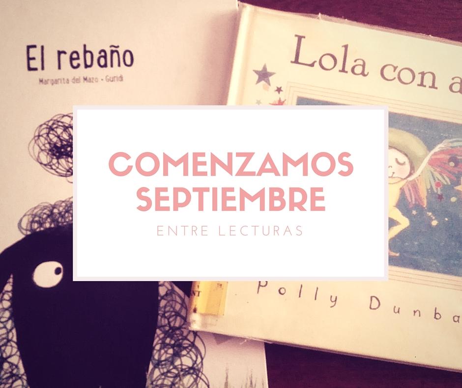 COMENZAMOS Septiembre