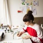 Entrevista a la Ilustradora Marta Abad Blay…