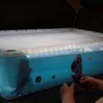 Nuestra Caja de luz diy