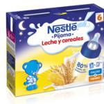 Nestlé pijama:Leche y cereales con miel. ¡Os lo cuento todo!