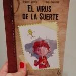«El virus de la suerte». Reseña Boolino