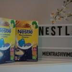 Probando los Multicereales Pijama de Nestlé
