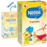 Nestlé bebé. Papillas de cereales y ¡SORTEO!